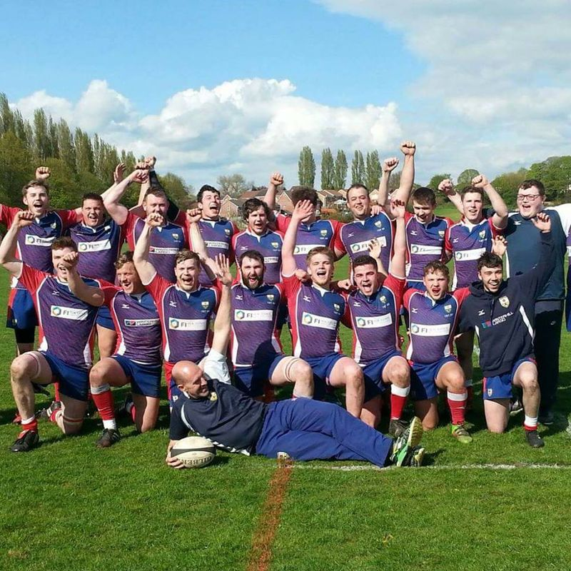 2nd XV are champions!