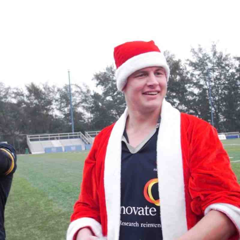 2009 christmas rugby