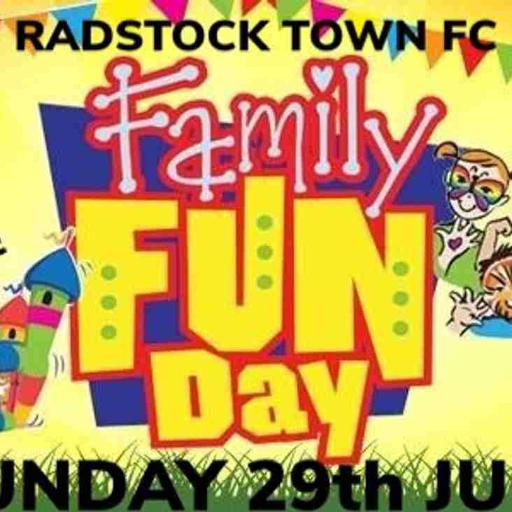 Fun Day Announced