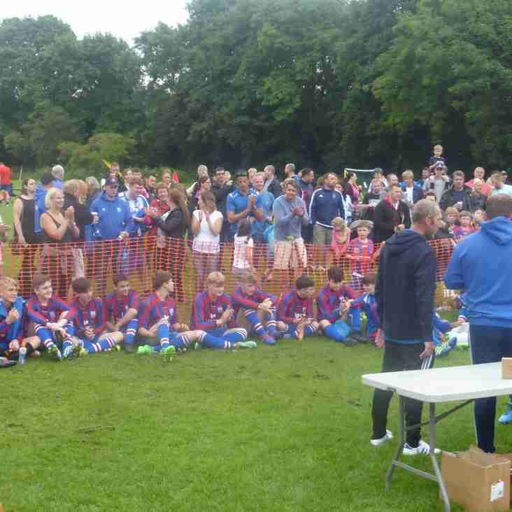 Battyeford Presentation Day 2017