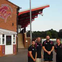 Taunton Warriors get a new set up for a new league