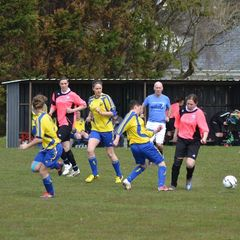 Pwllheli Ladies v Airbus Ladies