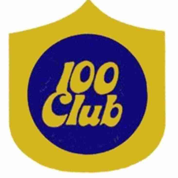 100 Club Results for December