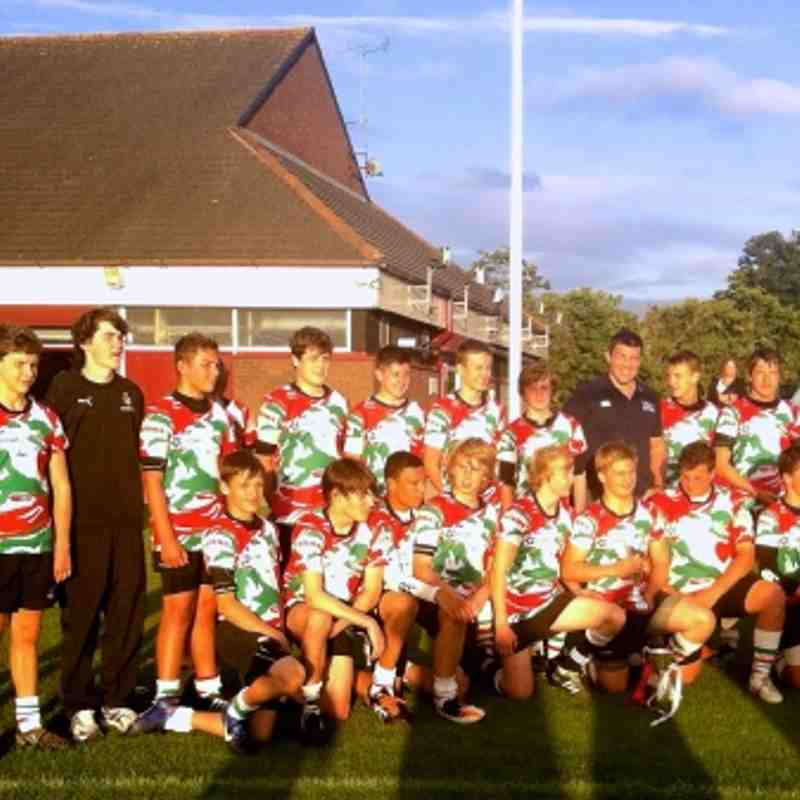 Wirral RUFC Festival Sept 2012