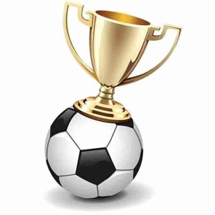 Emrys Morgan Cup Final