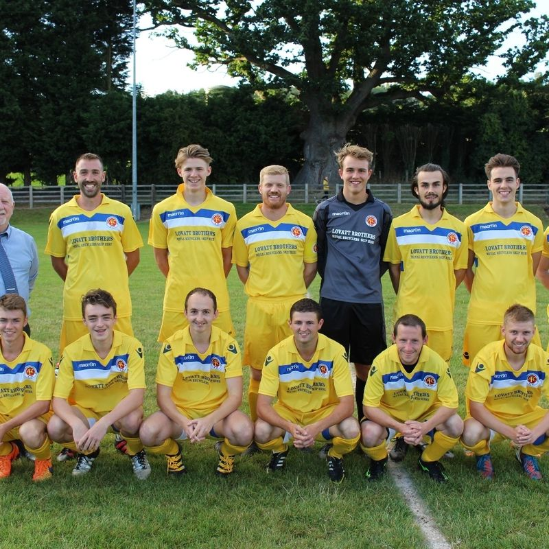 Abermule FC beat Llanidloes Town 2 - 1