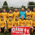 Abermule FC lose to Builth Wells 3 - 0