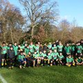 Two close games for BRFC U14s
