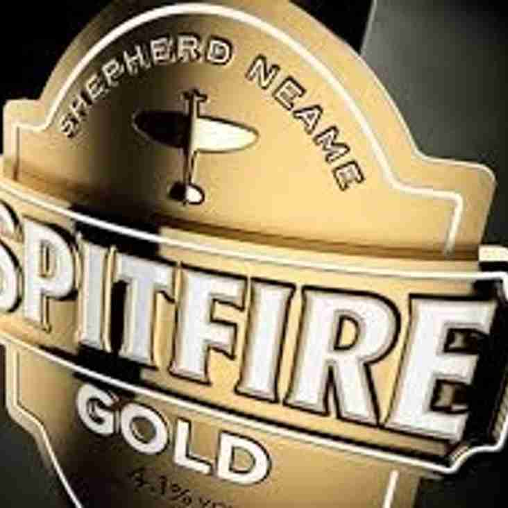 Spitfire Gold Vets Competition