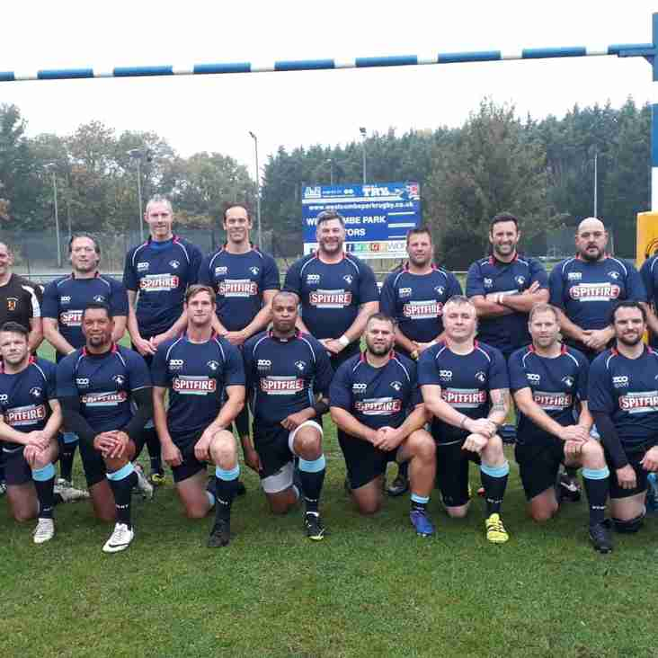 Kent Vets vs Berkshire @ Reading RFC 18th May KO 1.30pm