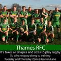 Upminster III vs. Thames I
