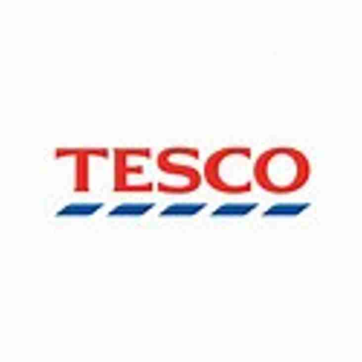 Thames is entered into Tesco Bags of Help Grant Schem
