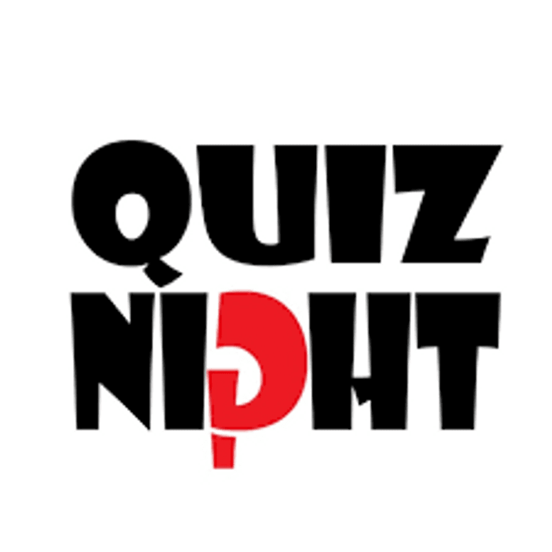 Quiz Night - 24th November 2018