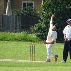 Harlow CC 1st XI v South Woodford