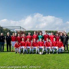 1st Team Squad 201617