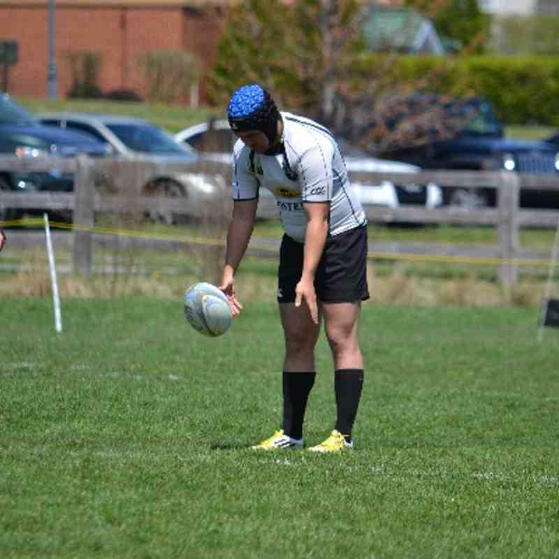 Schuylkill v Potomac Athletic Club (PAC) Mid-Atlantic Final, Spring 2014