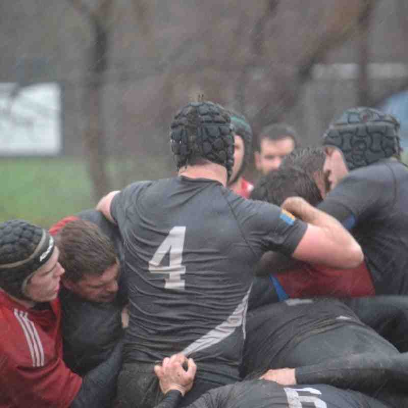 Schuylkill River v Raleigh, Spring 2014, home match