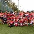 Gai Wu Warriors lose to Police Panthers 15 - 0