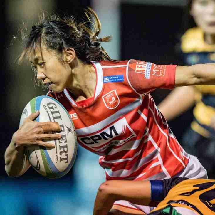 Nine Falcons Named In Hong Kong Team For Final RWC pool game against Wales