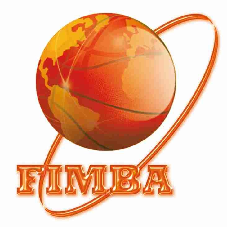 Pride Represented at FIMBA World Championships