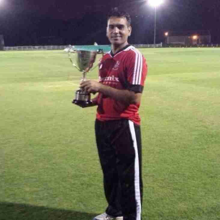 Kashif hits top form as 1sts crush Bradford & Bingley