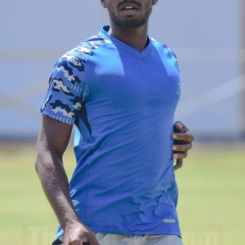 Sanga ready to go