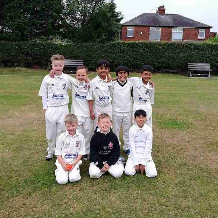 U9s cruise through to finals day