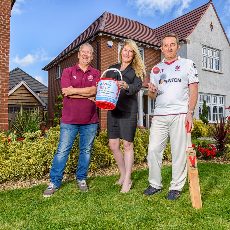 Redrow sponsoring our 5th wicketfest