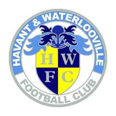 The Rams are away to local giants Havant & Waterlooville.....