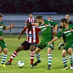 Sholing v The Rams Aug 2015