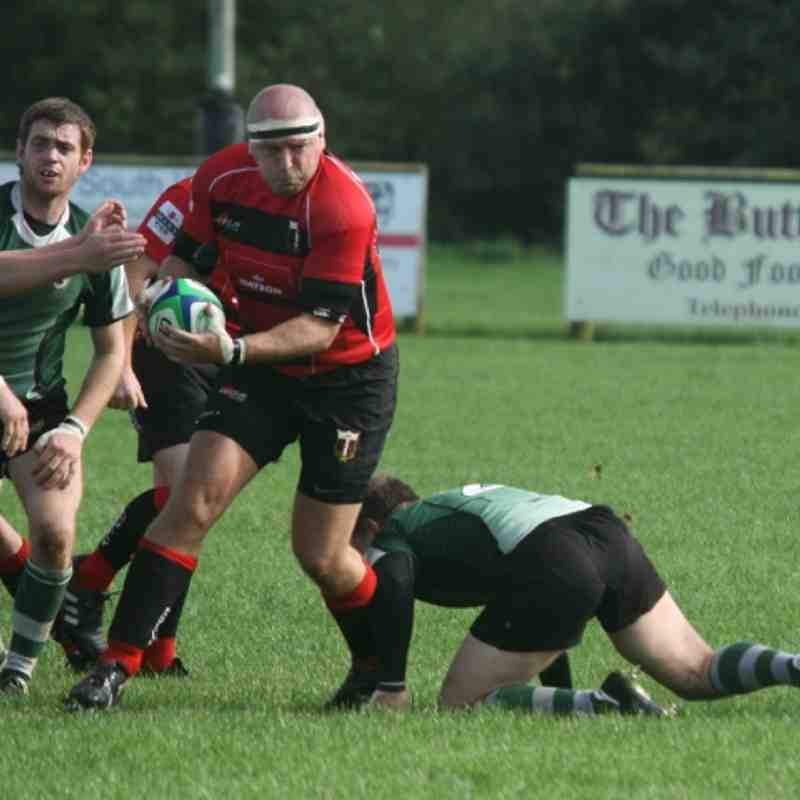 Cullompton RFC v Chosen Hill FP 10 September 2011