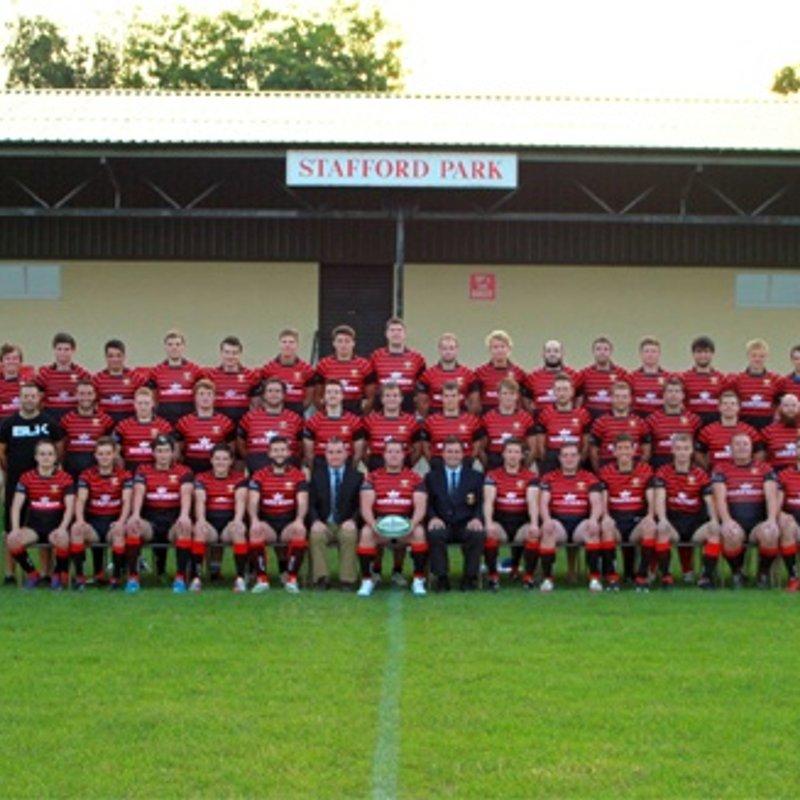 1st XV beat Torquay Athletic 15 - 16