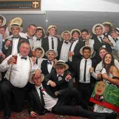Presentation Dinner - a celebration of the 2015-16 season as CRFC