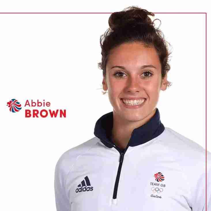 Congratulations Abbie