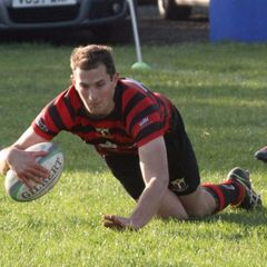 Cullompton RFC v Sidmouth RFC - Cully win 23 v 3