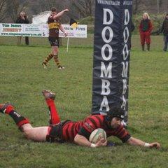 Wadebridge RFC v Cullompton RFC