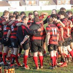 Cullompton RFC v St Austell RFC