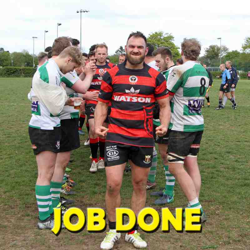 Chew Valley RFC 12 v 29 Cullompton RFC (Promotion play-off Final)