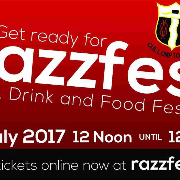 RAZZFEST 2017