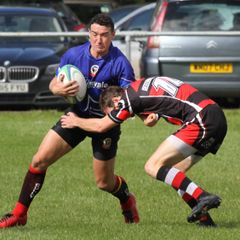 Cullompton RFC v Teignmouth RFC 16/09/17