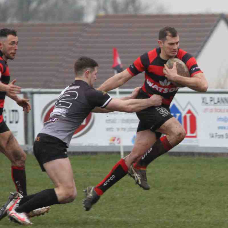 Cullompton RFC v Launceston RFC (24/03/18)