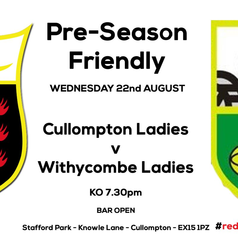 LADIES PRE-SEASON GAME