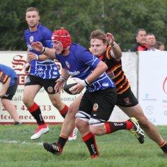 Bridgwater RFC v Cullompton RFC (15/09/18)