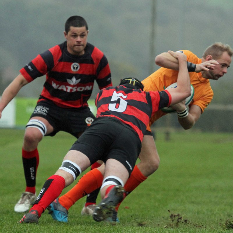 Cullompton v Launceston