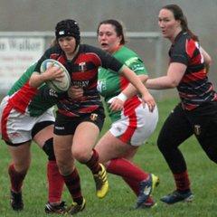 Cullompton Ladies v Plymouth Albion Ladies (24/11/18)
