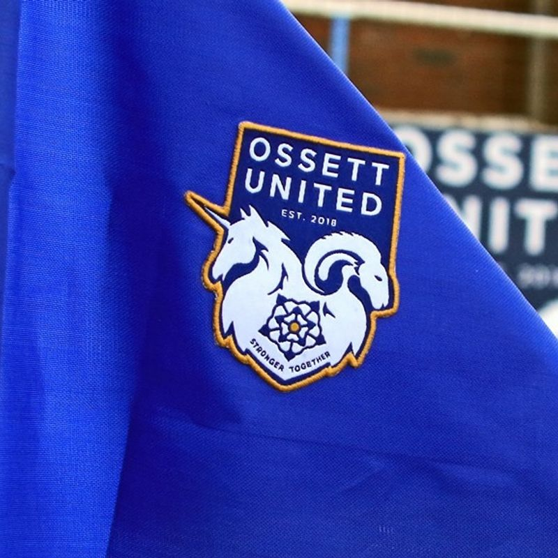 We're now Ossett United - Visit www.ossettunited.com