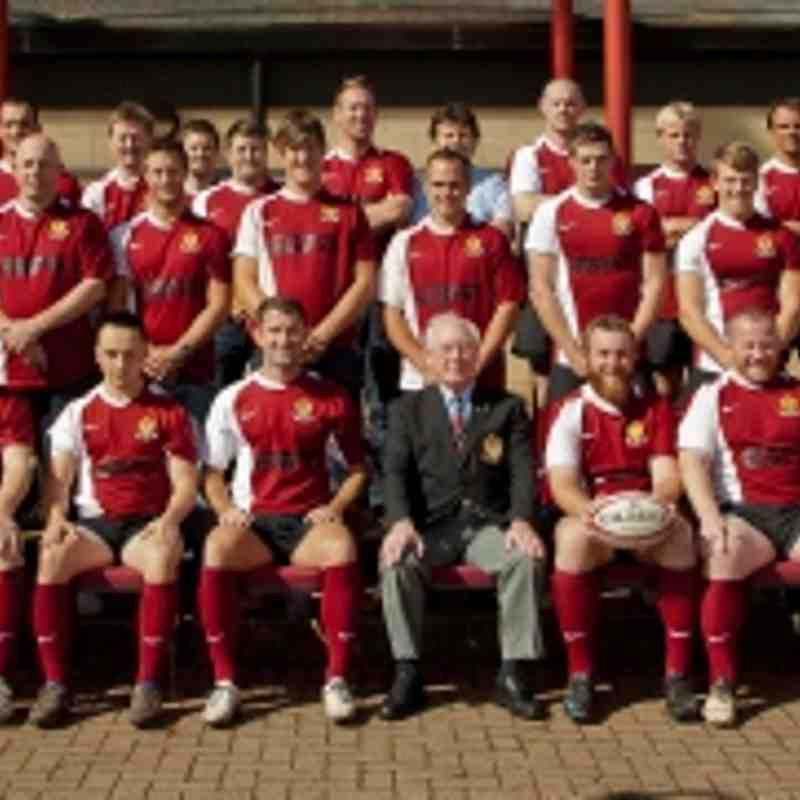 Club Photo 2011 - 2012 Season