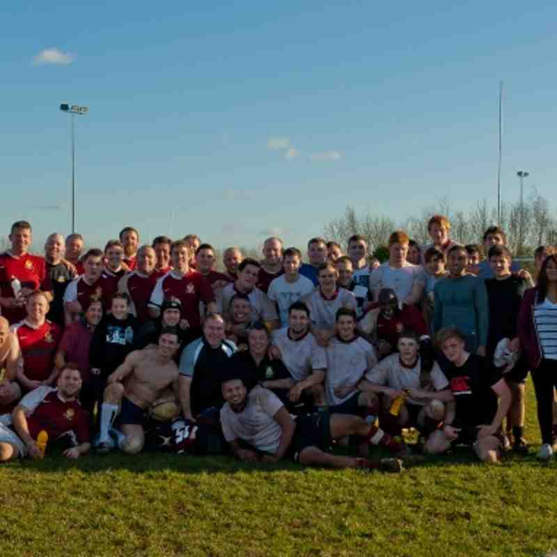 Cecil Grant Memorial match 25 Feb 2012