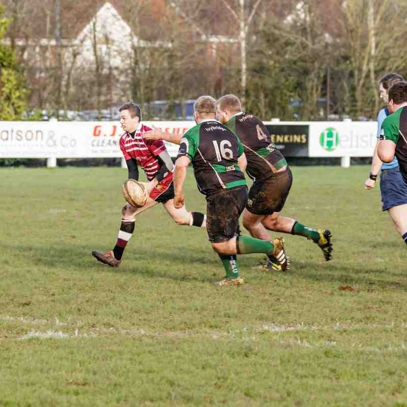 30 Jan 16 Cleve RFC v Ivybridge RFC