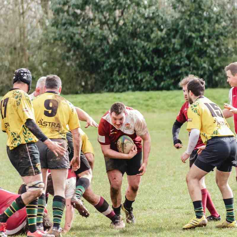 9 April 16 Cleve Nomads v Frampton 3s and Scouse hangs up his boots